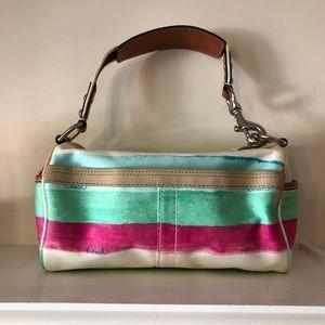 Coach Bags - Coach Striped Pastel 839d9e0edf027